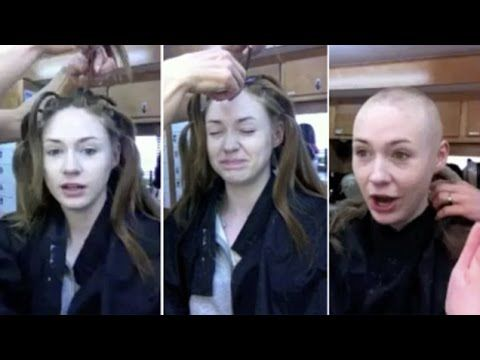 Watch Karen Gillan Shave Her Head For Her Guardians of the Galaxy Role