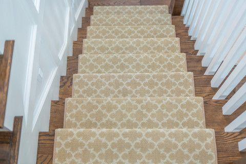 Best Dover Adhesive Bullnose Carpet Stair Tread Bullnose 400 x 300