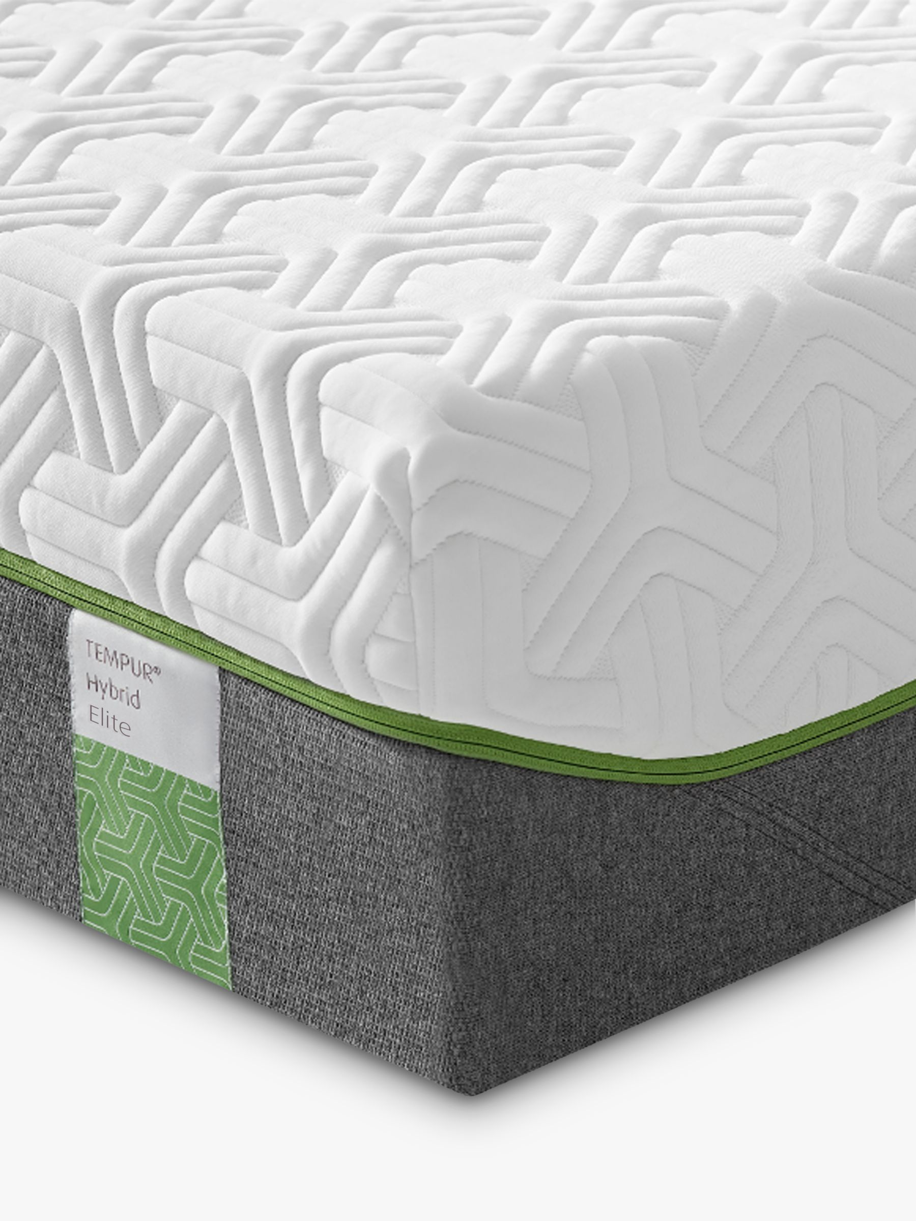 Tempur Hybrid Elite 25 Pocket Spring Memory Foam Mattress King Size In 2020 Memory Foam Mattress Foam Mattress Memory Foam Mattress Cover