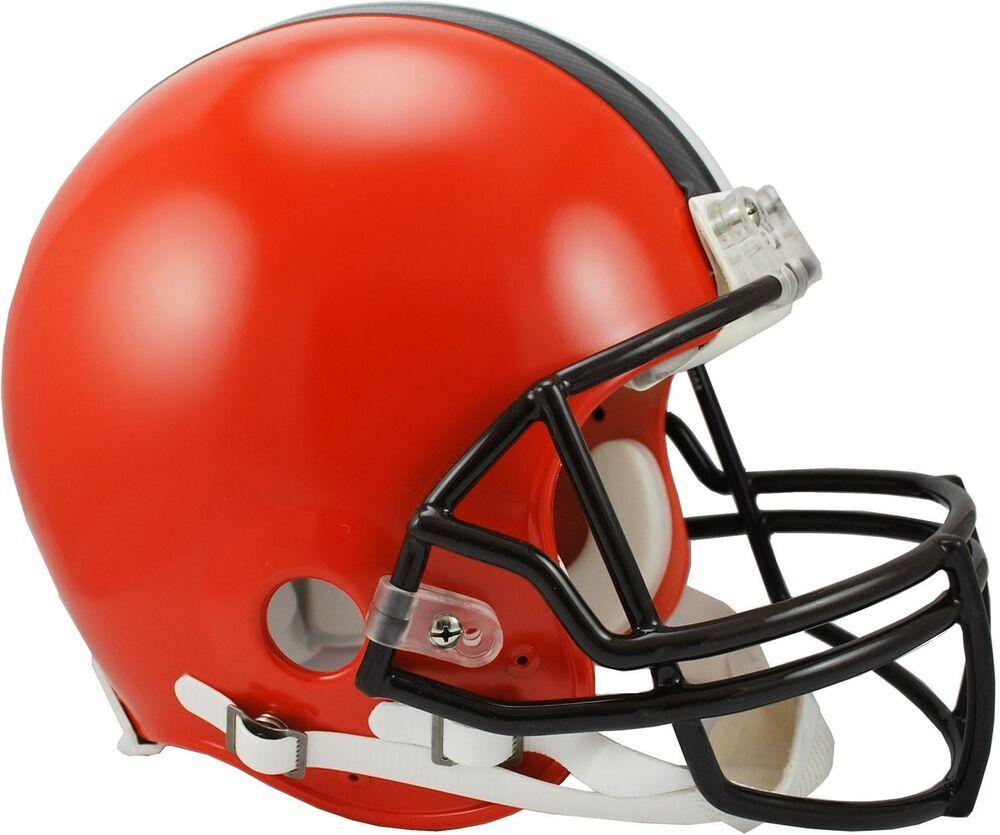 e607c6d4686 Riddell Cleveland Browns VSR4 Full-Size Authentic Football Helmet -  Fanatics  FootballHelmet  sportsmemorabilia  autograph