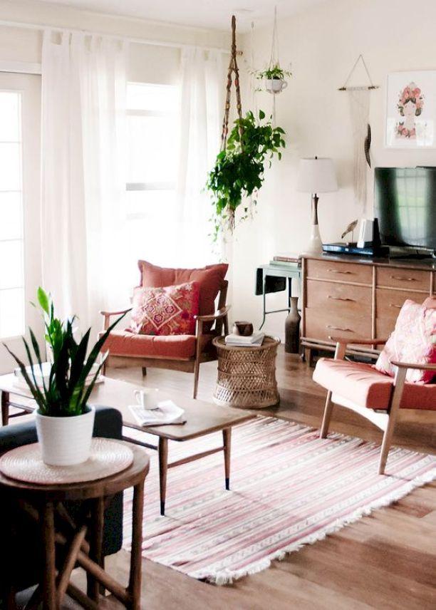 Room Mid century modern living