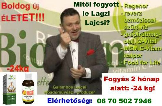 LAGZI LAJCSI LEFOGYOTT - 35 kg REG-ENOR ITAL biopatika.eu..