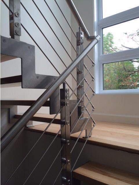Jenova Design Rampes d\u0027escalier Chicoutimi Accueil Décor
