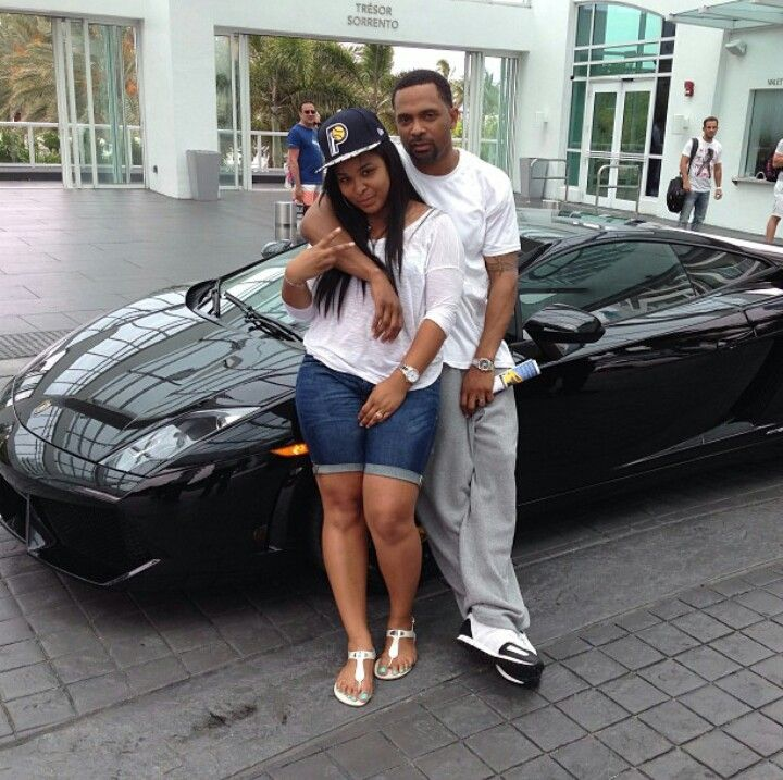 Mike Epps Wife Mechelle Celebrity Couples Beautiful Couple Couples