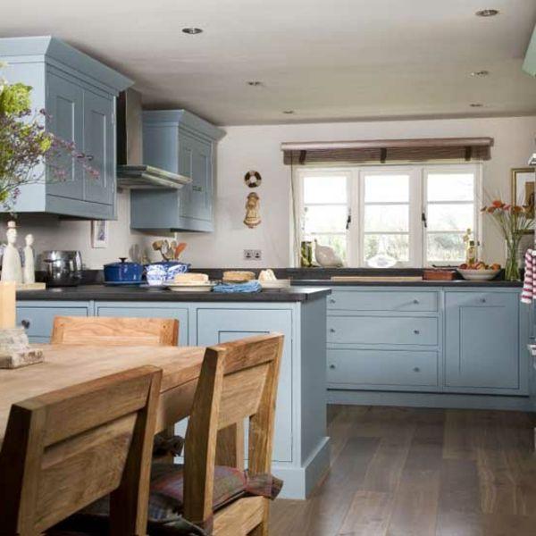 Ordinaire In Diesem Beitrag Zeigen Wir Ihnen 160 Unglaubliche Neue Küchenideen.  Genießen Sie Die Modernen Küchen   Designs In Blau Und Grün!