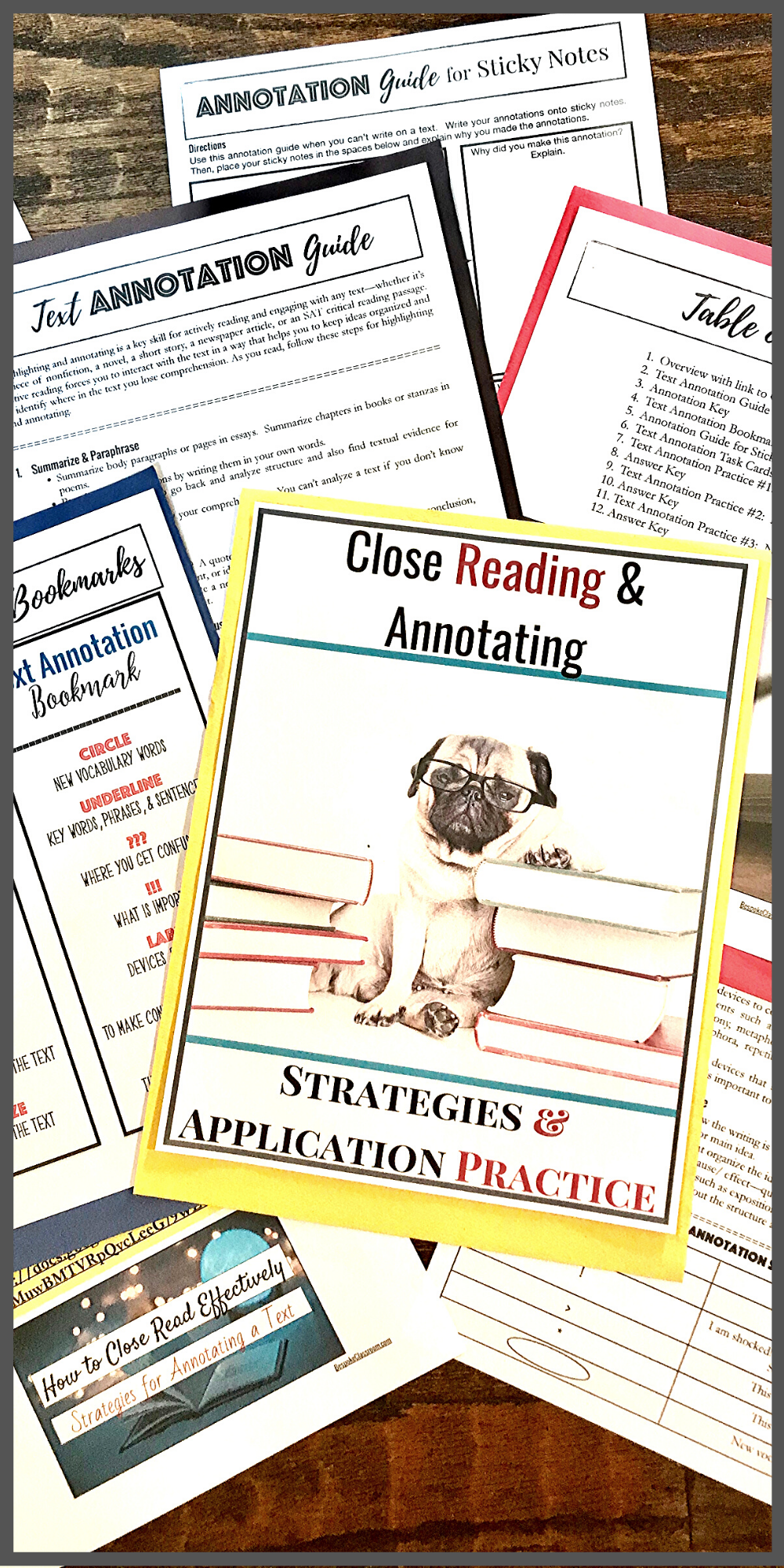 Annotation Guide For Any Text W Google Slide Presentation Three Practice In 2020 Reading Workshop 8th Grade 11 What Word Mean Almost The Same A Paraphrase