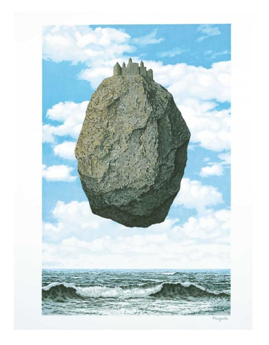 #ClippedOnIssuu from Lithographies René Magritte - Philippe Moreno editions