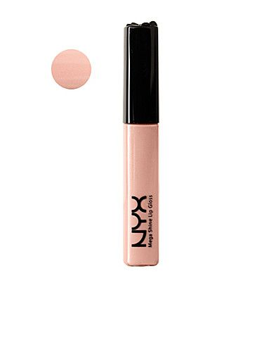 NYX Lipgloss In Sugar Pie. Best Lip Glosses Ever. And