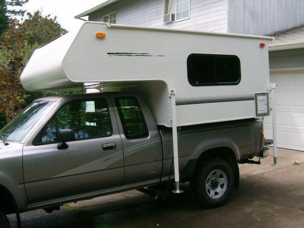 2007 Fiberglass Camper   Fiberglass camper, Rv truck ...