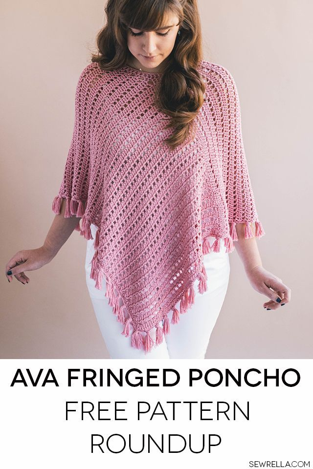 My Favorite Knit and Crochet Wearables for Spring | SeW*CrOcHeT*KniT ...