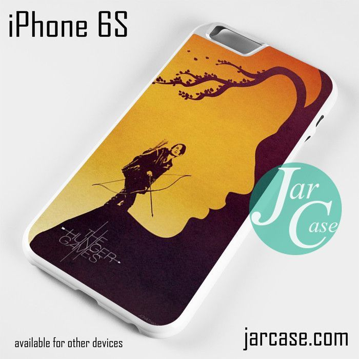 The Hunger Games Phone case for iPhone 6/6S/6 Plus/6S plus