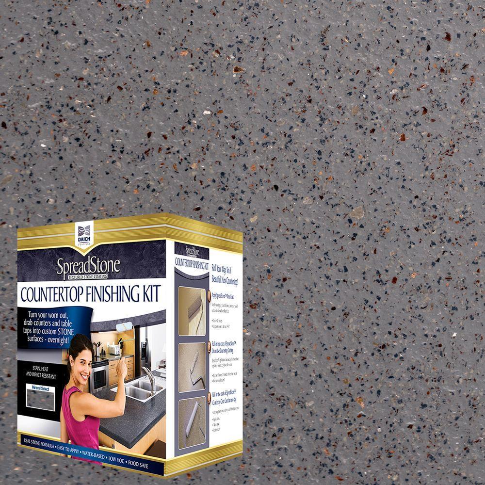 Daich Spreadstone Mineral Select 1 Qt Lodestone Countertop