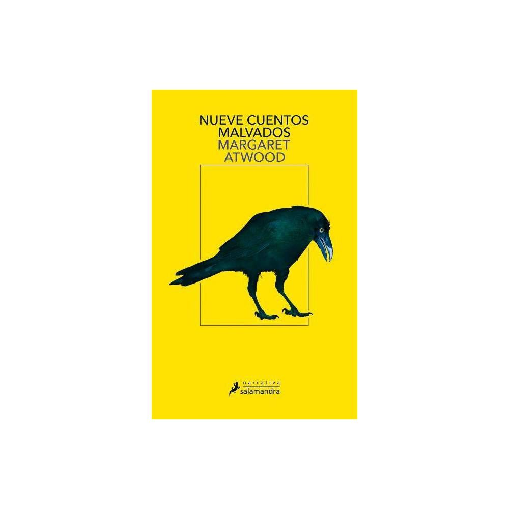 Nueve Cuentos Malvados - by Margaret Atwood (Paperback) #margaretatwood