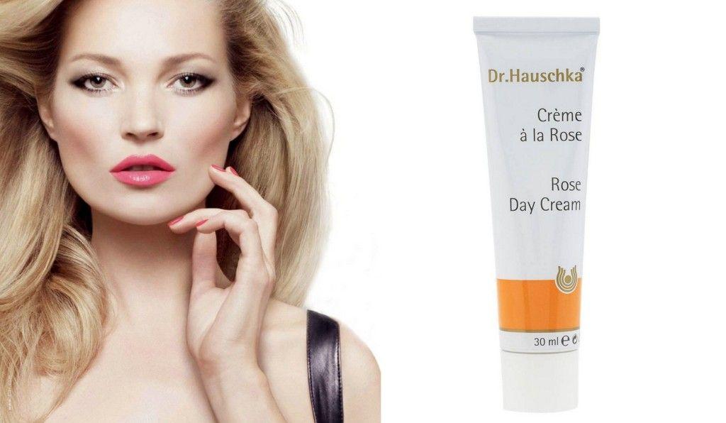 Kate Moss Dr Hauschka Rose Day Cream Light Beauty Favorites Dr Hauschka Beauty