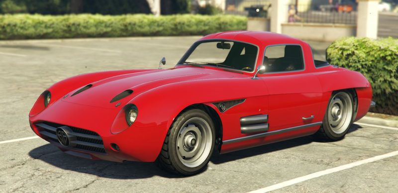 Benefactor Stirling Gt Gta Front Quarter View Gta Sports