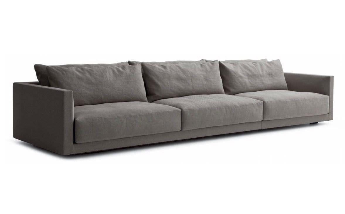 Modernes sofa von jean marie massaud bristol poliform for Ohrensessel jeans