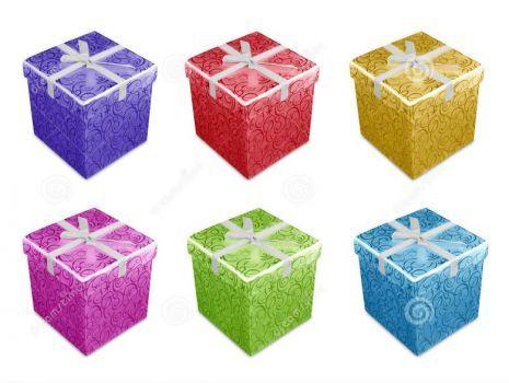 Caixas Coloridas (108 pieces)