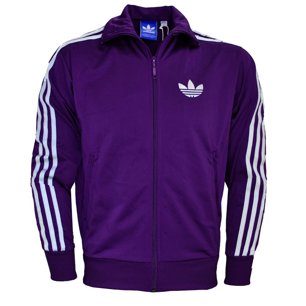 0ede5a8cf Detalles de Adidas Originals Firebird Sweatshirt Zipped Track Top ...
