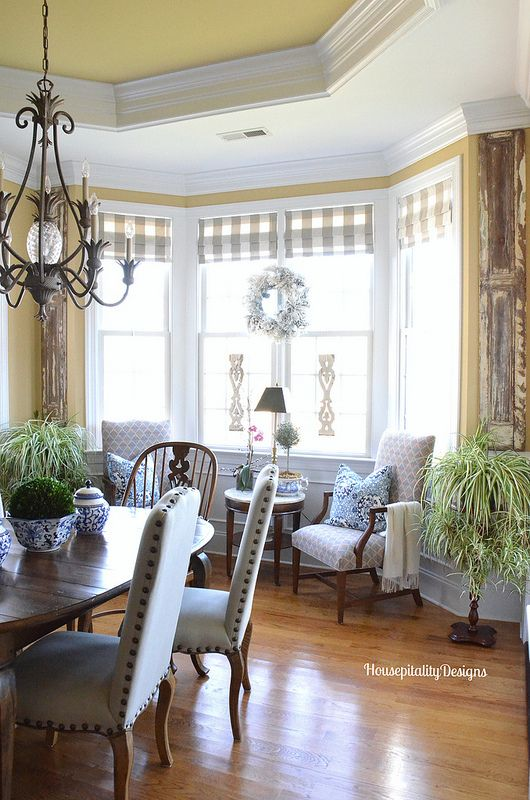 Kitchen Sitting Rooms Designs: Dining Room Sitting Area - Housepitality Designs