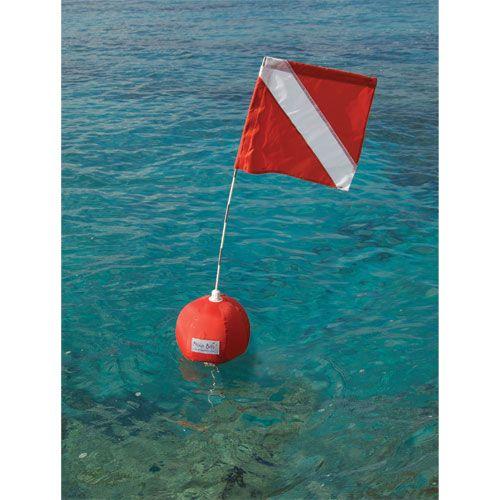 Diver Down Buoy Flag Diver Down Scuba Gear Diver