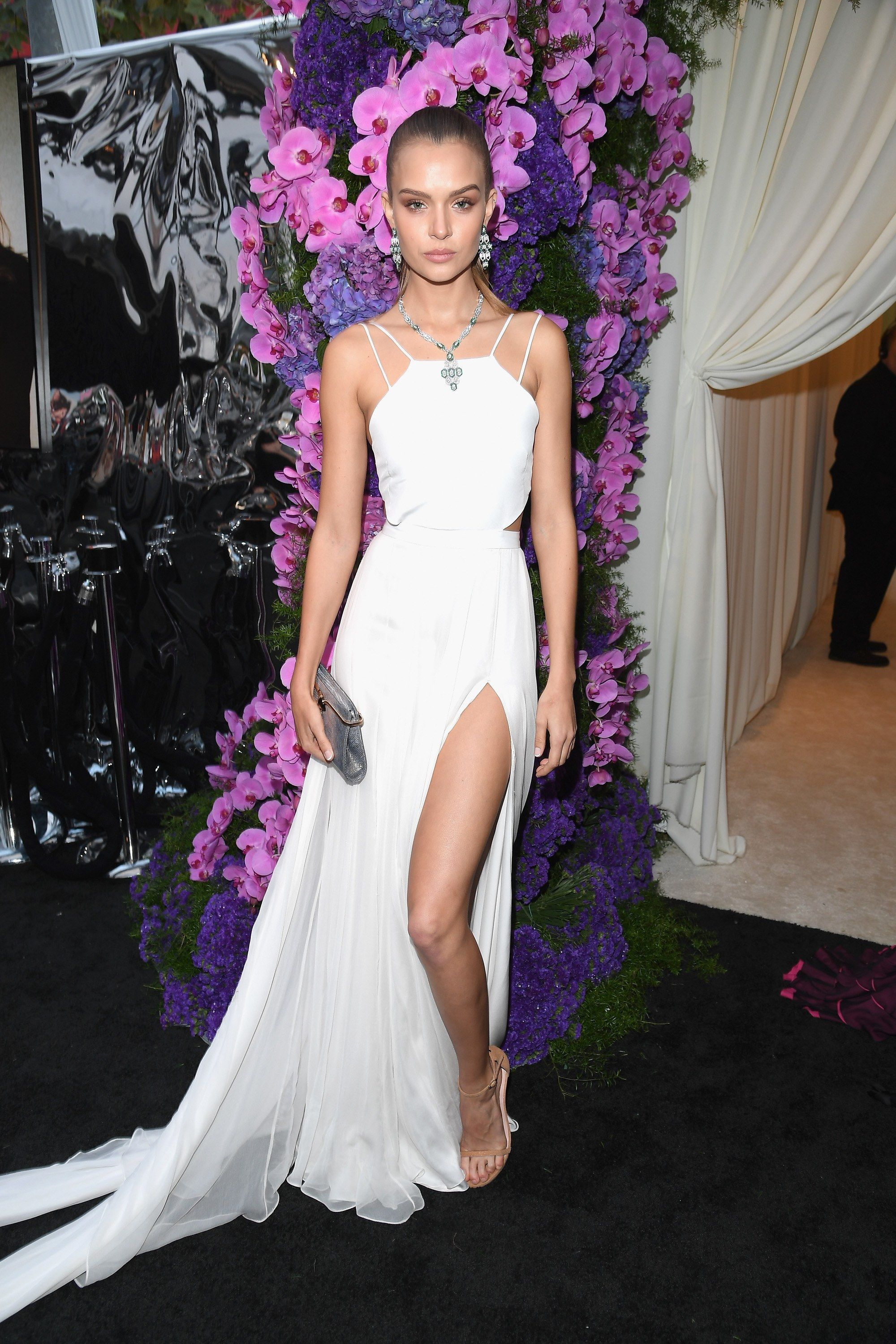 Celebrity Wedding Dresses After Party