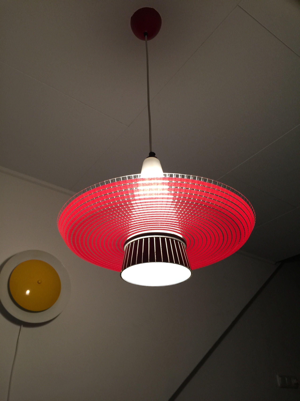 etsy lighting pendants. Rare 50\u0027s Philips Glass Pendant Louis Kalff Door VanAlphenDesign Op Etsy Lighting Pendants