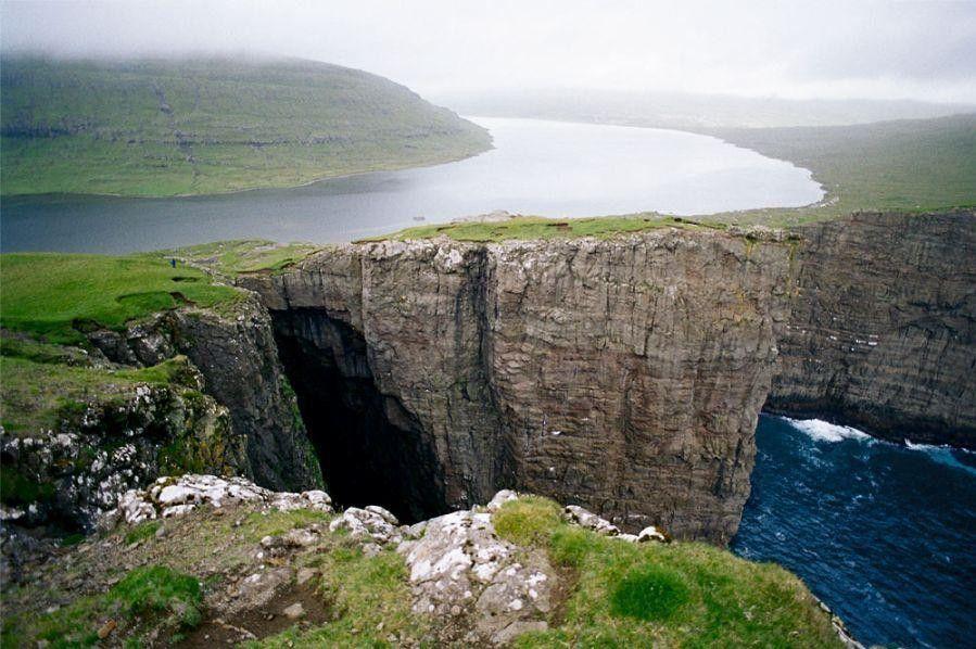 Faroe Island, Northwest of Scotland.     Photo by Jan Egil Kristiansen