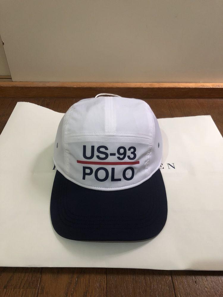 95fdd117b4c Polo Ralph Lauren CP 93 Sailing US POLO 67 Hat Cap RL93