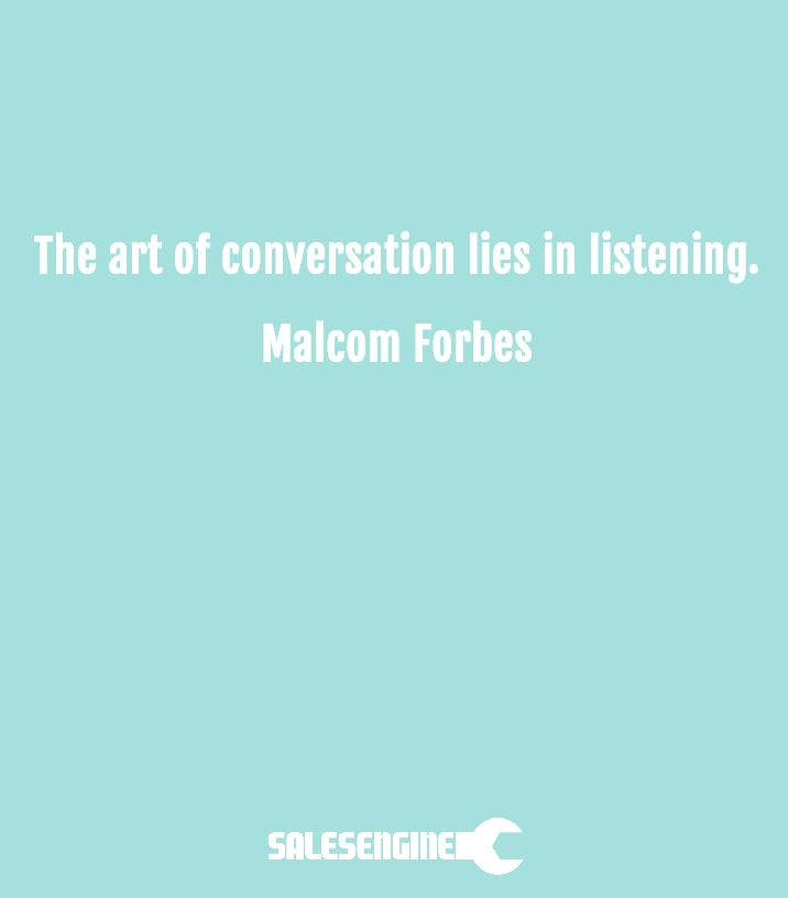 Pin On The Art Of Conversation