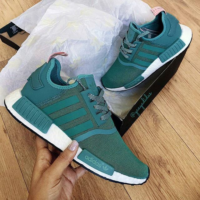 turquoise teal adidas shoes