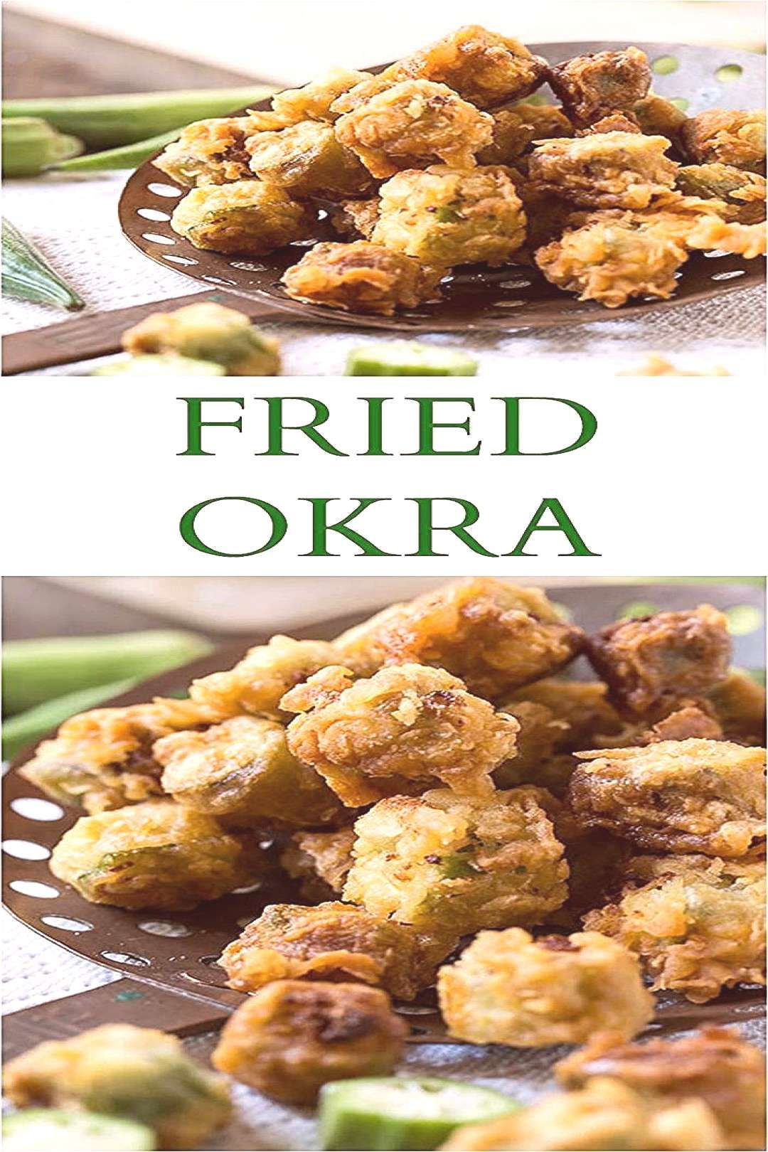 Search for fried okra  Spicy Southern Kitche