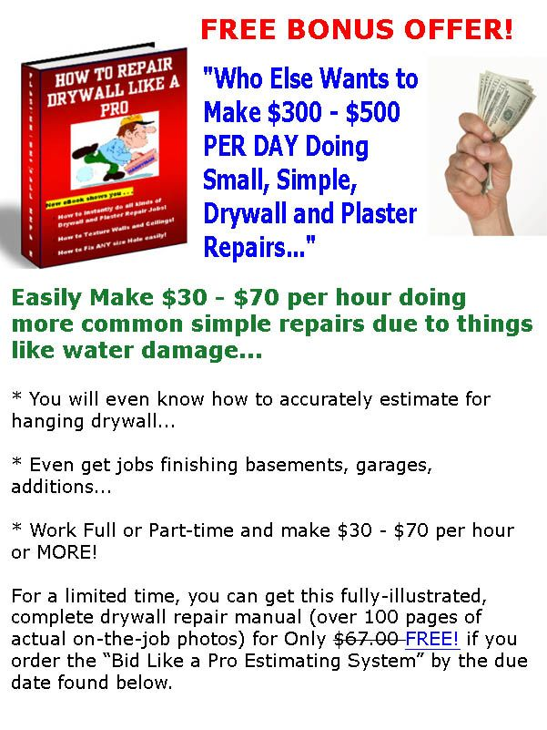 Drywall Estimating Jobs Estimate And Bid Paint Jobs: Discover How To  Estimate Painting .