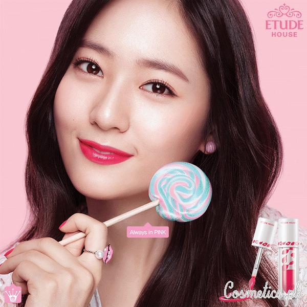 Latest Etude House Lipsticks 2015 Color In Liquid Lips