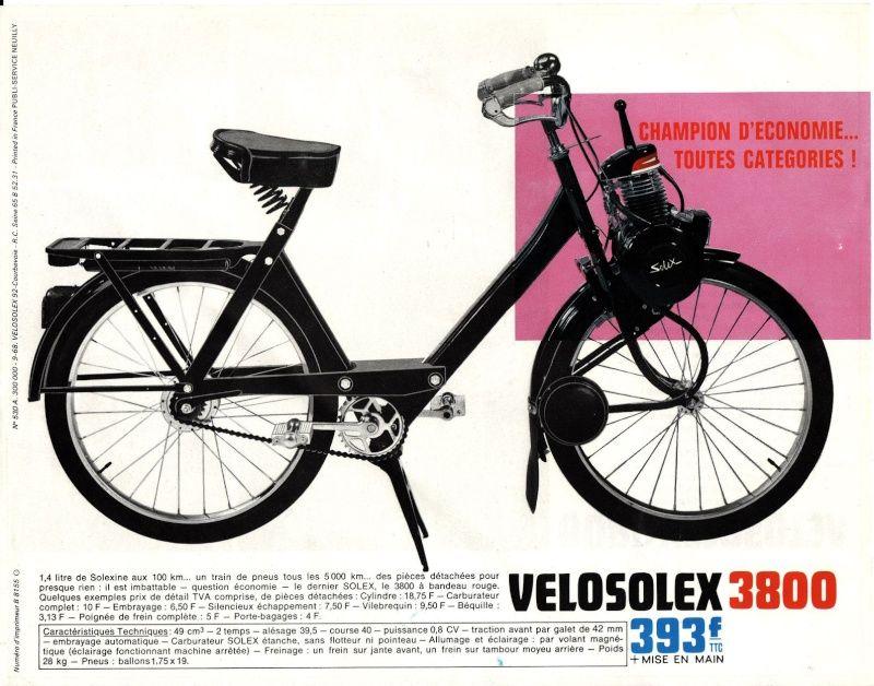 solex 3800 suisse