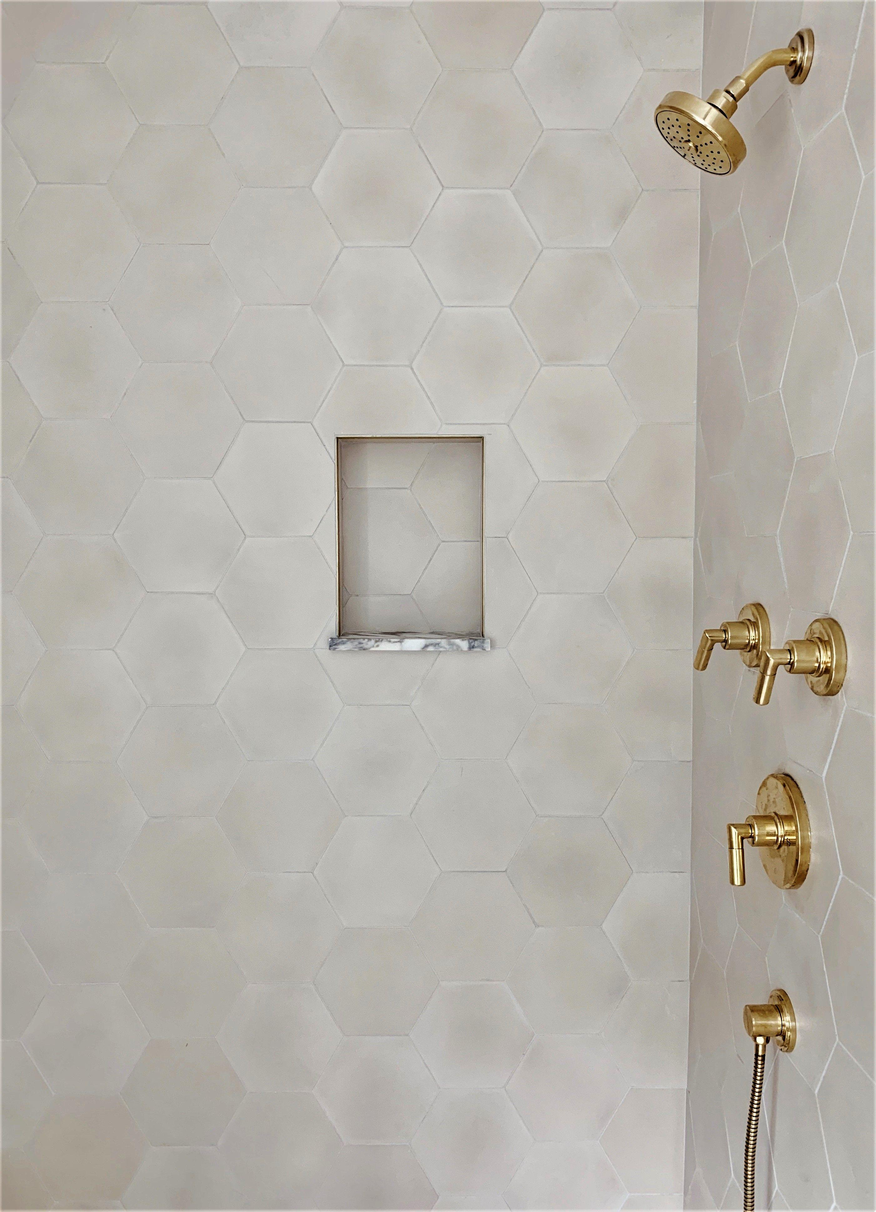 cle tile cement tiles bathroom shower