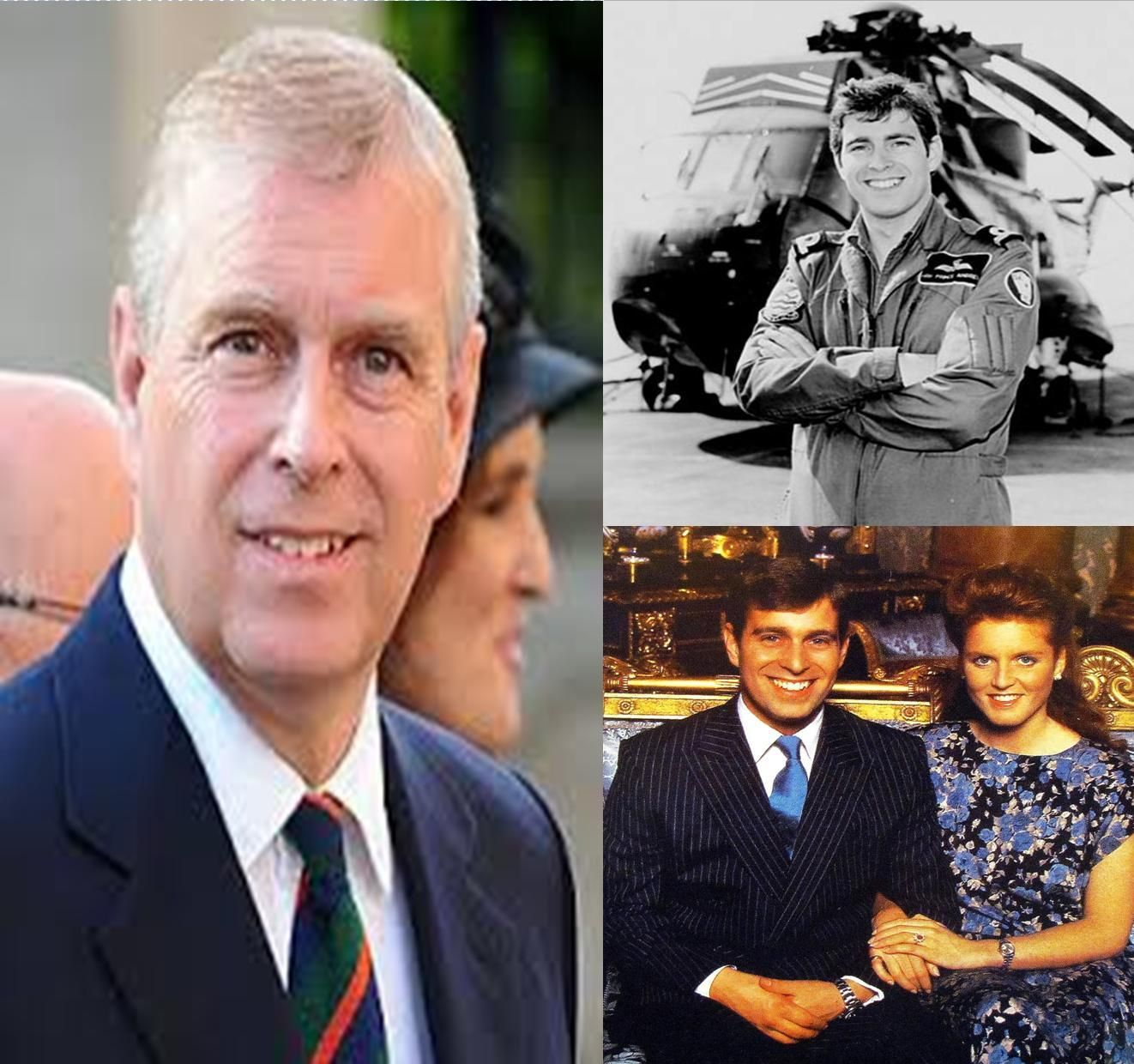 prince andrew duke of york age