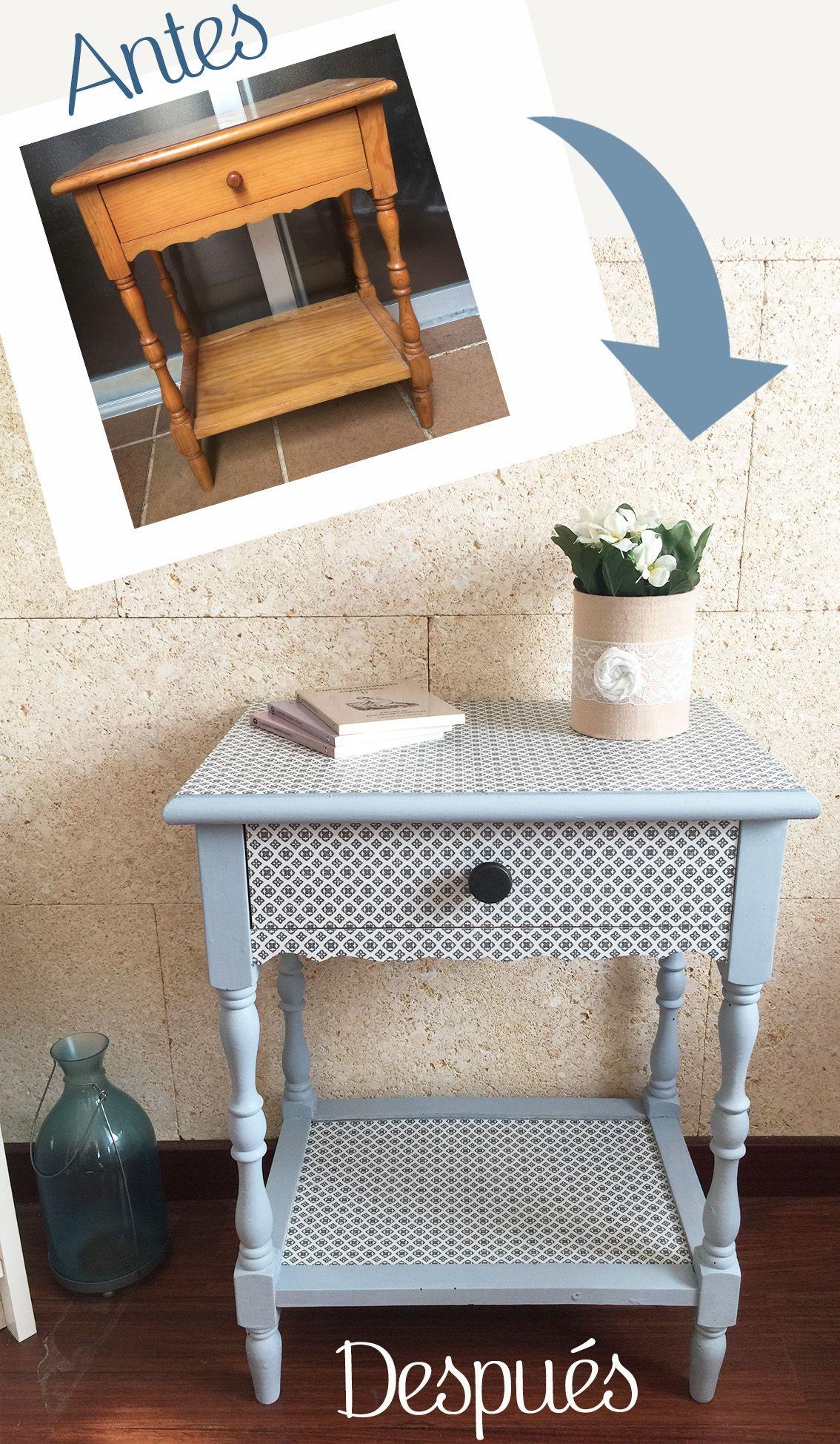 Transformar mobiliario con decoupage muebles pinterest - Transformar muebles antiguos en modernos ...
