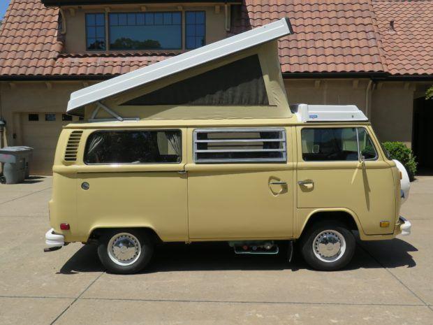 1978 Volkswagen Westfalia Camper   Volkswagen   Volkswagen westfalia