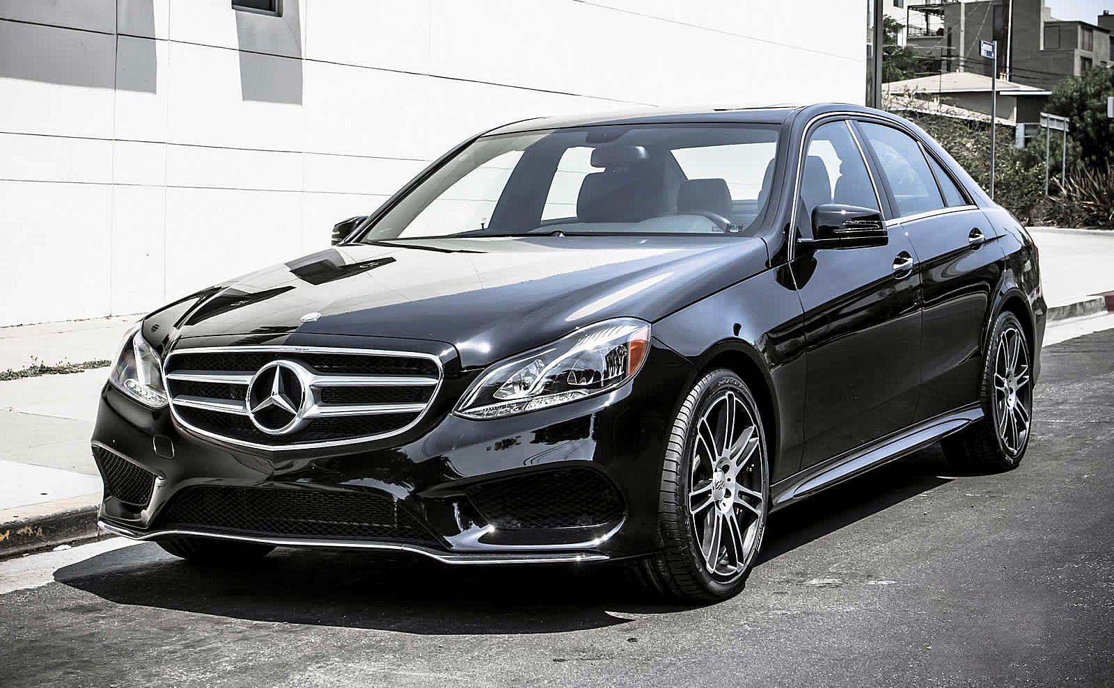 Mercedes E 220   Black   2015   #rent #lxuury #executive #e-class
