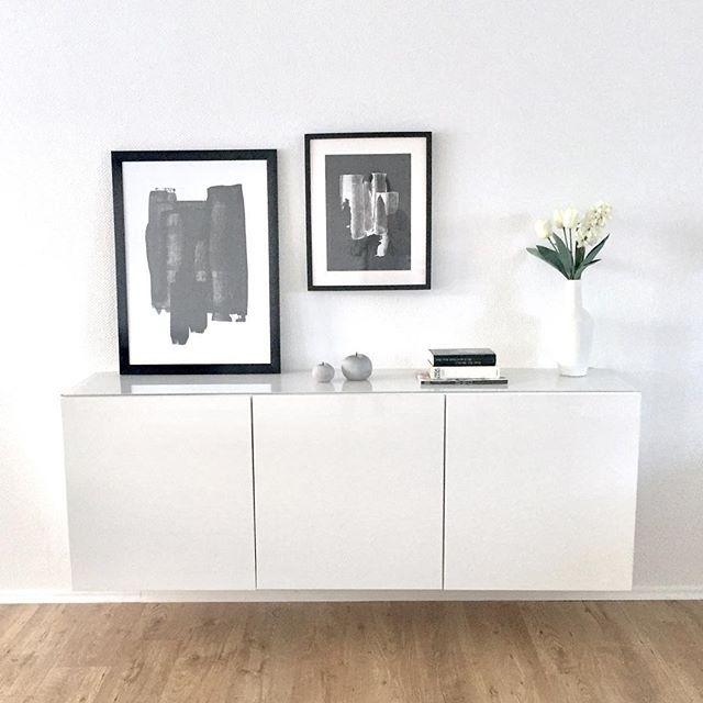 bestå ➕ #wohnzimmer #livingroom #bestå #ikea #desenio - Wohnzimmer Ikea Besta