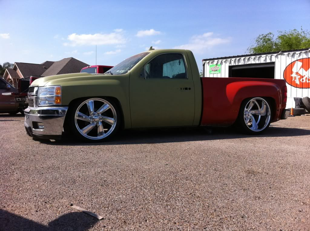 2 Door Short Bed Dually New Trucks Custom Pickup Trucks Single Cab Trucks