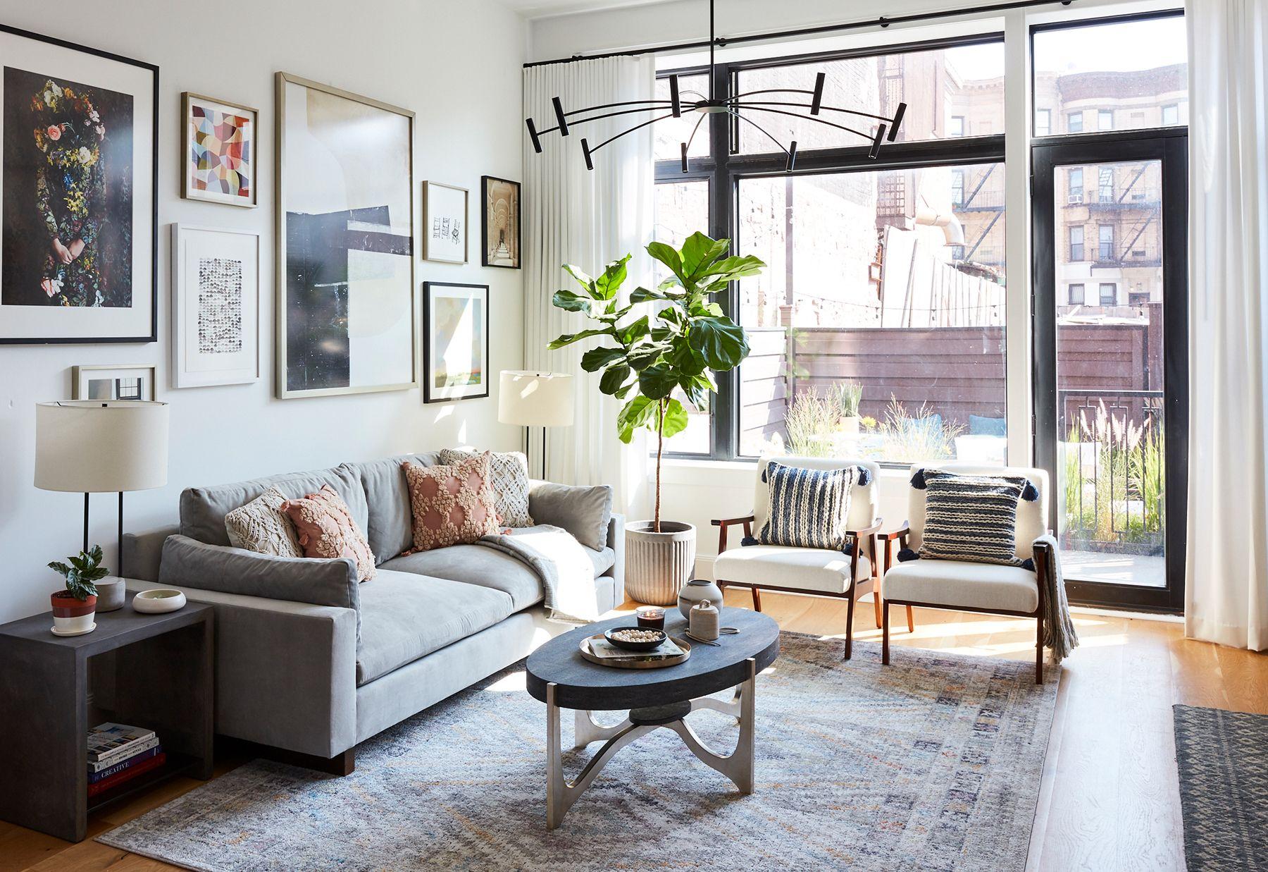 Step Inside The 2019 Real Simple Home Find 250 Design Ideas Living Room Design Modern Comfy Living Room Design Living Room Decor Modern
