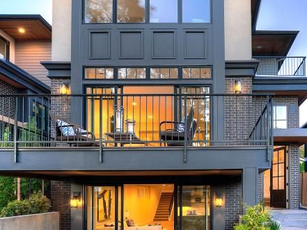 Contemporary Brownstone With Brick And Iron Exterior My