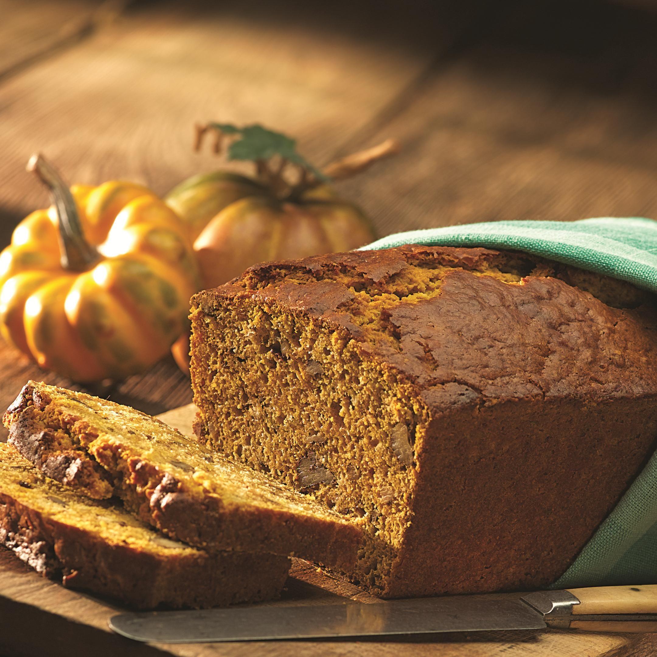 Spicy Pumpkin Bread from Martha White® Recipe Pumpkin