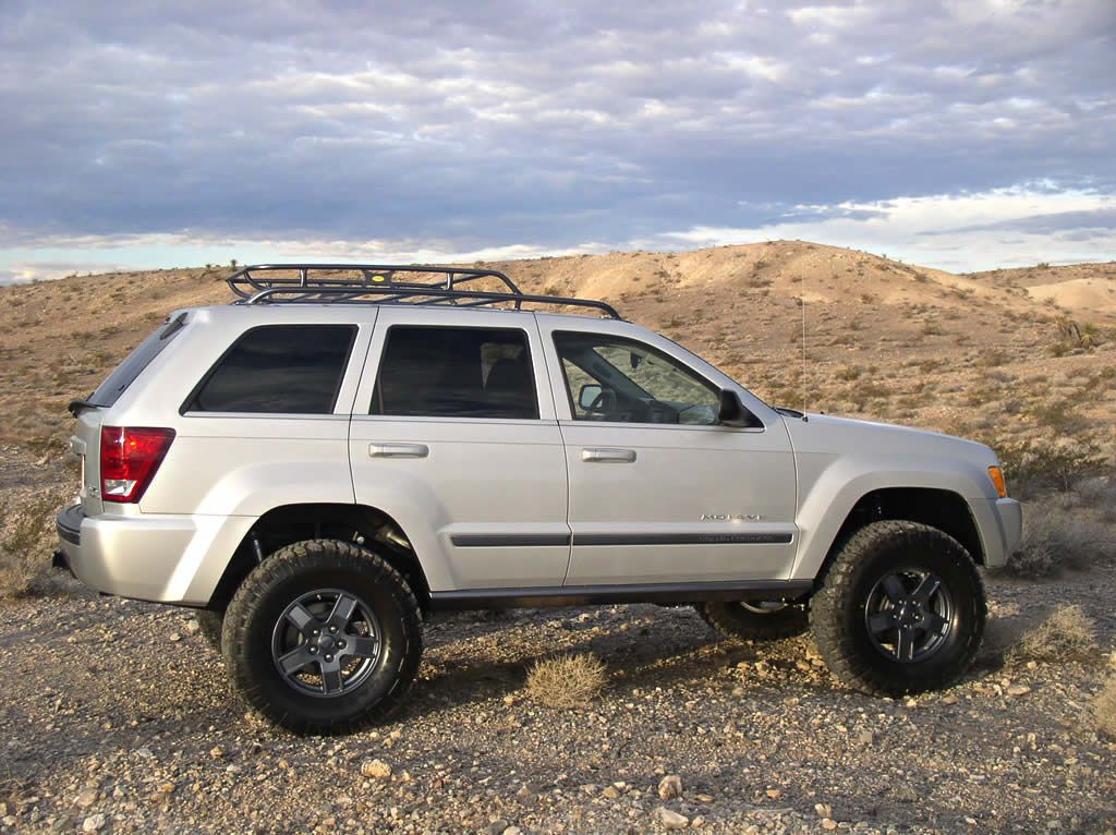 Jeep Mojave Edition Jeep Wk Jeep Grand Cherokee 2005 Jeep Grand Cherokee