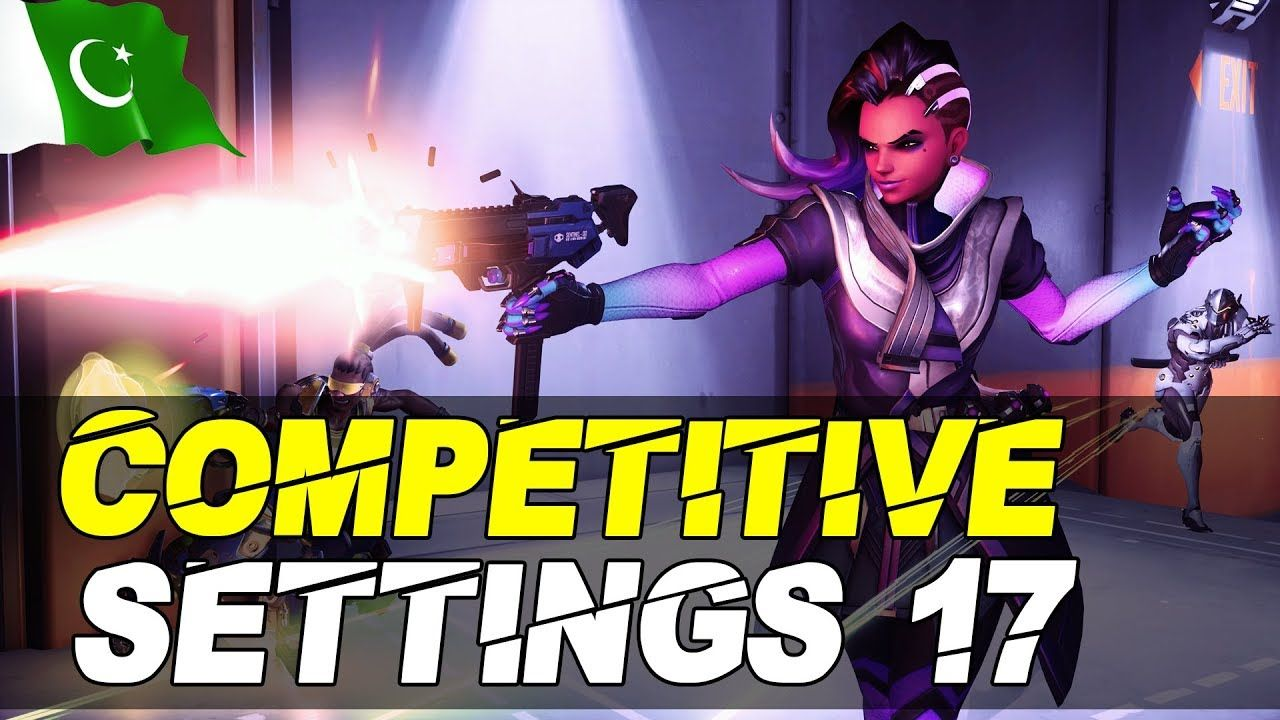 Overwatch Competitive Play Seaons 17 Overwatch Ps4