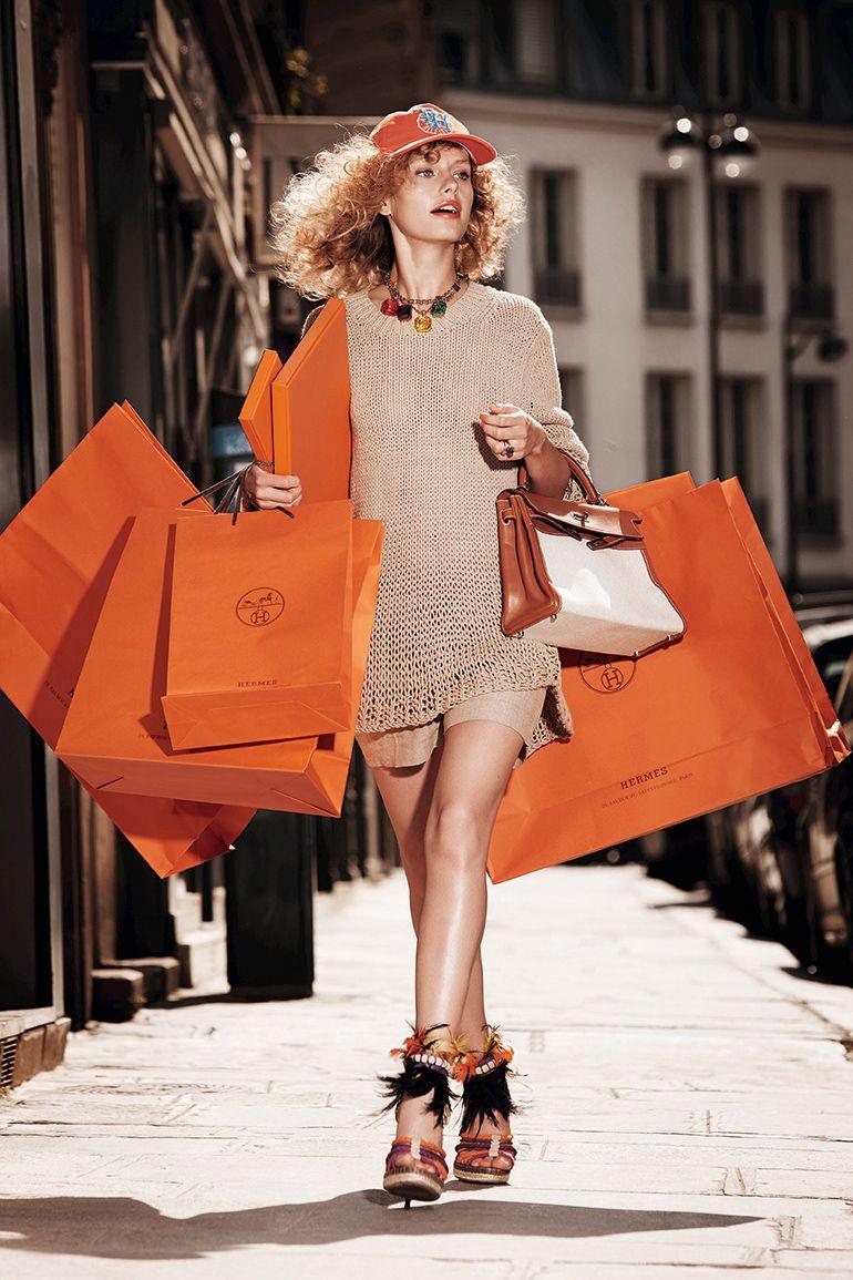 Demand Curve Shopping Spree Bags Fashion Fashion Graphic