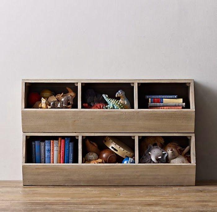 Wie kinderen heeft kent het probleem. Speelgoed opbergen woonkamer ...