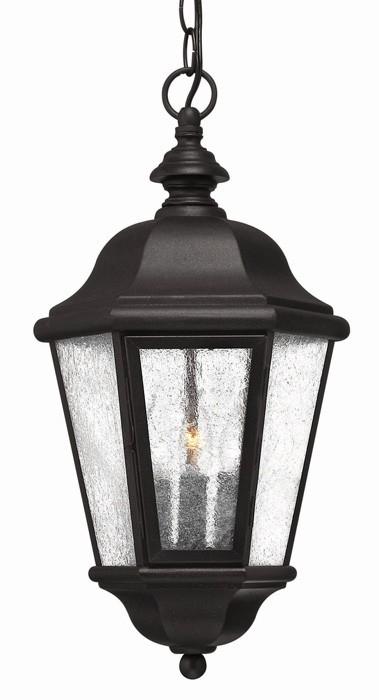 Hinkley 1672bk Edgewater 3 Light Outdoor Pendant Lighting 120watts Black Outdoor Hanging Lanterns Outdoor Pendant Lighting Outdoor Ceiling Lights