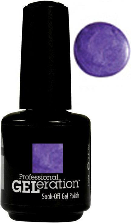 Geleration Nail Polish by Jessica Color : Birds of Paradise (Gel-542 ...